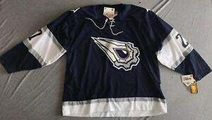 Koho Authentic Jersey Edmonton Oilers Georges Laraque XXL Vintage NHL Hockey