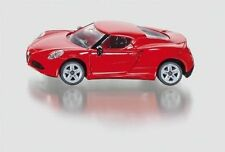 SIKU 1451 ALFA ROMEO 4c Diecast Model Toy