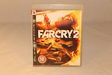 FAR CRY 2 II SONY PLAYSTATION PS3 EUROPEAN PAL UK