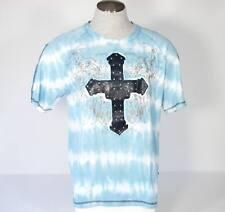 Pepe Of London Mens Studdeed Vintage Shirt 2XL XXL NWT