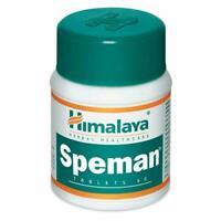 10 Tubs Himalaya Herbal Speman Tablet 600 Tablets