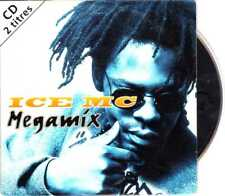 Ice MC - Megamix - CDS - 1995 - Eurodance 2TR Cardsleeve Alexia Airplay Records