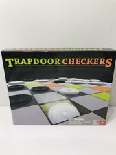 Trapdoor Checkers Goliath Game Brand New Sealed In Box