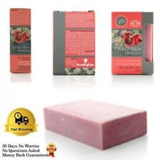 Dead Sea Mineral Cosmetic Pomegranate Soap for Body and Face Fast Shipping