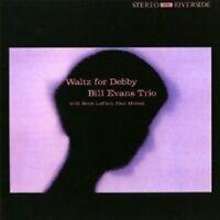 BILL TRIO EVANS - WALTZ FOR DEBBY (OJC REMASTERS)  CD NEU