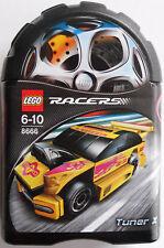 LEGO Racers 8666 - Tuner X - NEU + OVP
