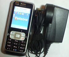 Nokia 6120c-1 Telstra 3G/NextG Candy Bar phone for Telstra networks - free post