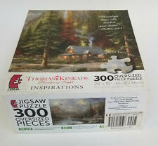 300 pcs THOMAS KINKADE JIGSAW PUZZLE PAINTER OF LIGHT INSPIRATIONS 2202