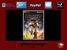 Europa Universalis 4 IV Collection Steam Download Key Digital Code [DE] [EU] PC