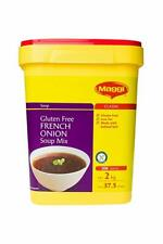 MAGGI GLUTEN FREE FRENCH ONION SOUP MIX 2KG - QUICK POST