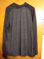 Men's Medium Nike Touch Long Sleeve Dri-fit Training Hoodie 696063 014 Black