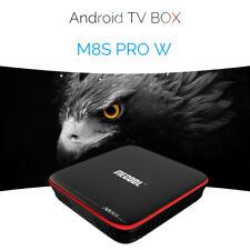 mecool M8S PRO W 4K x 2k TV Box Android 7.1 s905w 2.4GHZ WI-FI 64BIT 2+16GB UK