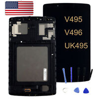 "For LG G Pad 8"" V495 V496 VK495 LCD Display Touch Digitizer Replacement Frame US"