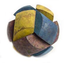 Puzzle de madera Bola Color juego de inteligencia Juegos de Mano Rompecabezas 3D