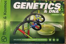 BRAND NEW ~ Thames & Kosmos EXPERIMENT KIT Biology Genetics and DNA set