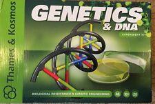 BRAND NEW ~ Thames & Kosmos EXPERIMENT KIT Biology Genetics and DNA set