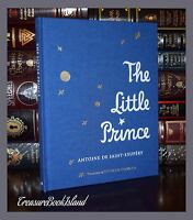Little Prince Antoine de Saint-Exupery New Illustrated Cloth Bound Hardcover Ed.