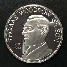 Apollo VI Coin Vintage 1969 Franklin Mint  Bronze in Sealed Bag Shell