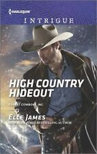High Country Hideout (Covert Cowboys, Inc.), James, Elle, 0373698615, Book, Acce