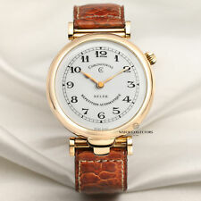 Chronoswiss Kelek Repetition Automatique 5-minute repeater 18k Yellow Gold