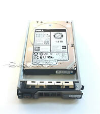 "Dell 1.8TB 10K SAS 2.5"" 12Gbps Hard Drive for PowerEdge T330 T430 T530 T630"