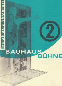 bauhaus themen 2 - Bauhausbühne / Oskar Schlemmer / Paul Klee / Kandinsky