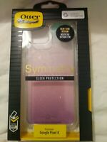 New OtterBox Symmetry Clear Series Slim Case for Google Pixel 4 Gradient Energy