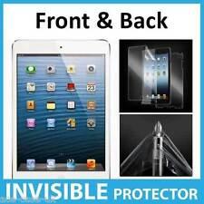 iPad Mini Full Body INVISIBLE Screen Protector Shield FRONT & BACK
