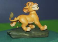 Disney WDCC The Lion King Simba Ornament 11K 412560 with COA NIB New