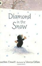 Diamond in the Snow by Jonathan Emmett, Acceptable Used Book (Paperback) FREE &