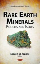 Rare Earth Minerals: Policies and Issues (Earth Sciences in the 21st Century)
