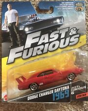 The Fast And The Furious Dodge Daytona Charger 29 of 32 Brand New And Sealed