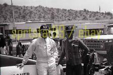 AJ Foyt #2 Ford Torino @ 1970 USAC Copper State 200 Vtg 35mm Race Negative 9916