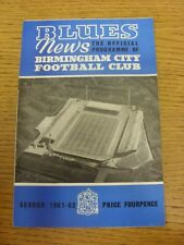 14/04/1962 Birmingham City v Sheffield United  .  Thanks for taking the time to