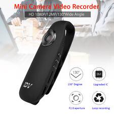 1080P Full HD 12MP Sports Action Camera Video DVR Recorder 130 Degree Portable