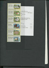 SHEEP NEW RATES NCR POST & GO Collectors WORLDWIDE EUROPE 100 grams SALES ERROR