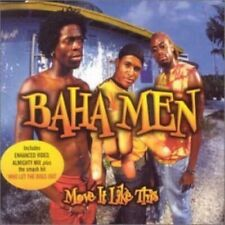 [Music CD] Baha Men : Baha Men - Move It Like This