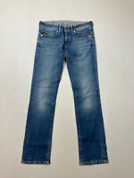 G-STAR RAW STRAIGHT Jeans - W30 L32 - Blue - Great Condition - Women's