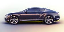 2016 BENTLEY CONTINENTAL GT SPEED BREITLING ED. CAR POSTER PRINT 36x72 BIG