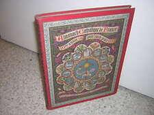 1899.almanach catholique de France.chromolithographie