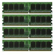 NEW 4GB 4x1GB DDR2 PC2-5300 667MHz RAM Memory for Dell Dimension 9200C