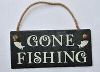 KIDS FLY FISHING CLASSES AVAILABLE funny METAL SIGN PLAQUE angler rod gift