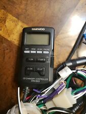 Genuine Daewoo Cd Changer Controller Rf Modulator With Display + Cable - Arm9503