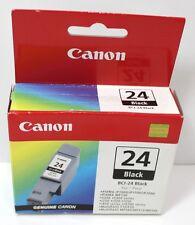 Genuine Canon BCI-24 Black Ink Cartridge