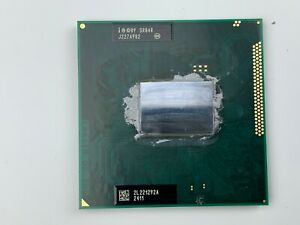 Intel Core i3-2310M Laptop Prozessor SR04R CPU 2,1GHz 3MB Cache Socket G2 988pin