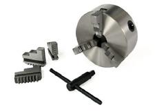 K11 3-Jaw Self-Center Chuck 160mm