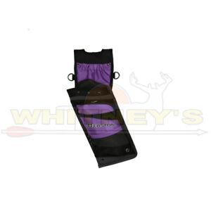 Easton Deluxe Field Quiver-Purple-LH-626040