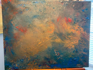 original abstract paintings on canvas