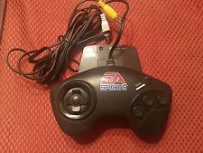 EA Sports Jakks Plug and Play TV Games Madden 95 NHL 95 clean tested works