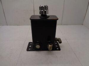 Hydraulic fluid tank w/ cap dipstick Gravely Pro-Master 272Z 992139 R3C